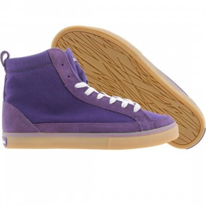 The Hundreds Wayne High Top (purple)