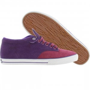 The Hundreds Johnson Mid (purple)