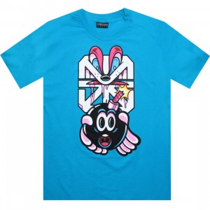 The Hundreds x The Seventh Letter Adam 2 Tee (turquoise)