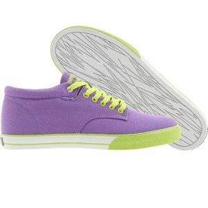 The Hundreds Johnson Mid Canvas (lavender)