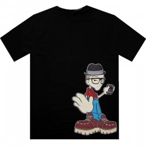 The Hundreds Boots Tee (black)