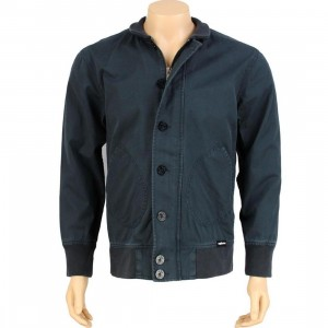 The Hundreds Fire Jacket (navy)