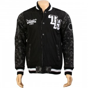 The Hundreds Unloaded Jacket (camo)