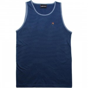 The Hundreds Chikasaw Tank Top (blue)