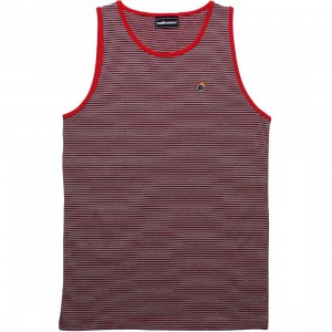 The Hundreds Chikasaw Tank Top (red)