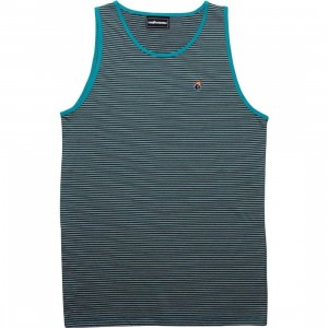 The Hundreds Chikasaw Tank Top (teal)