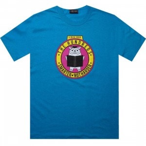 The Hundreds Smarter Tee (turquoise)