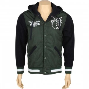 The Hundreds Reloaded Jacket (forest green)