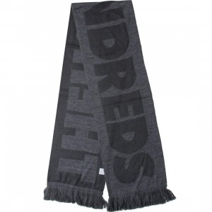 The Hundreds Class Scarf (charcoal)