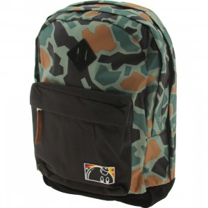 The Hundreds Jon Backpack (duck camo)