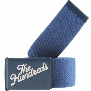 The Hundreds Tactic Belt (cobalt blue)