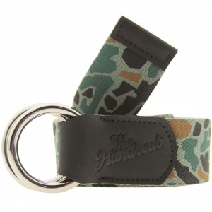 The Hundreds Rescue Belt (duck camo)