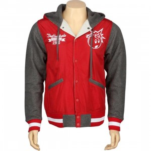 The Hundreds Reloaded SP13 Jacket (red)