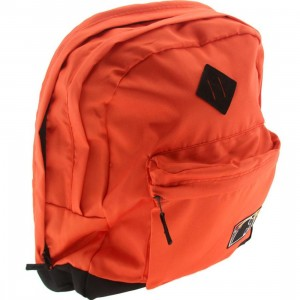 The Hundreds Jon Bag Grain (orange)