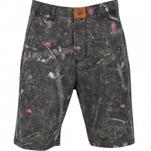 The Hundreds Kruger Shorts (camo)