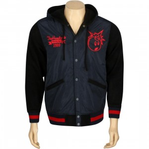 The Hundreds Reloaded Jacket (navy)
