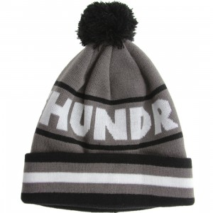 The Hundreds Faceoff Beanie (charcoal)