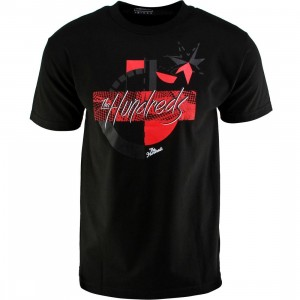 The Hundreds Clockwork Tee (black)