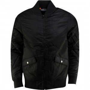The Hundreds Market Jacket (black)