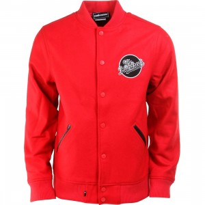 The Hundreds Rights Jacket (red)