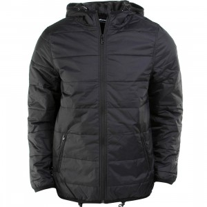 The Hundreds Turm Jacket (black)