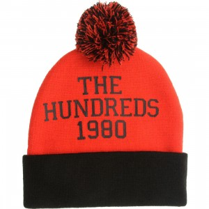 The Hundreds Selfish Beanie (orange)
