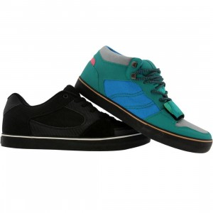 The Hundreds Live Stock Theory Mid Collab Two pairs (package)