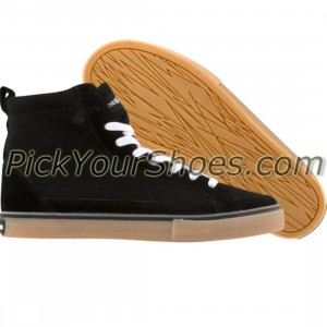 The Hundreds Wayne High Top (black)