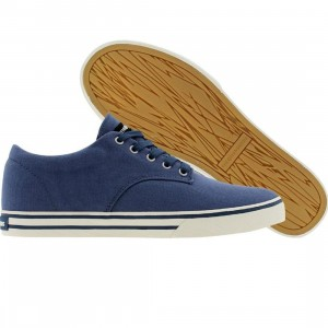 The Hundreds Johnson Low Canvas (navy)