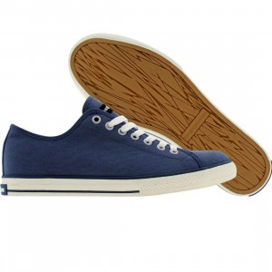 The Hundreds Valenzuela Low Canvas (navy)