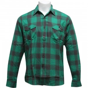 The Hundreds Manhattan Button Up (mint)