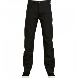 The Hundreds Avalon Slim Jean (black)