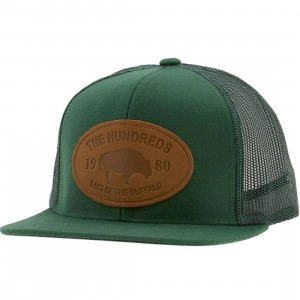 The Hundreds Last Snapback Cap (green)