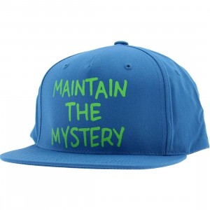 The Hundreds Maintain Snapback Cap (blue)