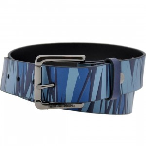 The Hundreds Jags Belt (blue)