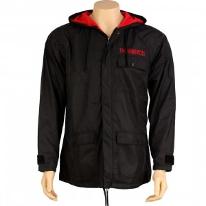 The Hundreds Noll Jacket (black)
