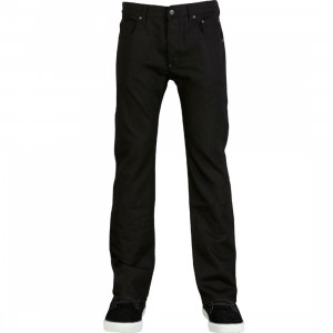 The Hundreds La Salle Slim Jean (black)