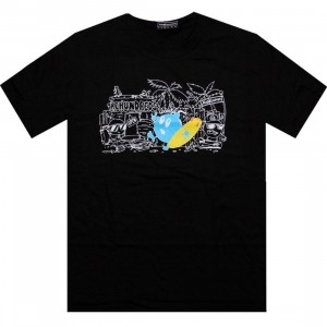 The Hundreds Locals Only Tee (black)
