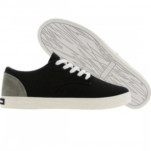 The Hundreds Johnson Low Top Canvas (black)