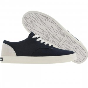 The Hundreds Johnson Low Top Canvas (navy)