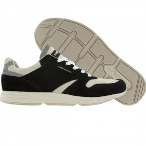 The Hundreds Scully Suede (black)