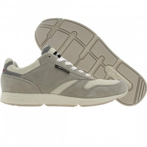 The Hundreds Scully Suede (grey)