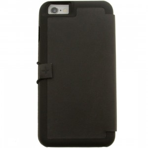 Tavik iPhone 6 Plus Fletch Leather Case (black / distressed)