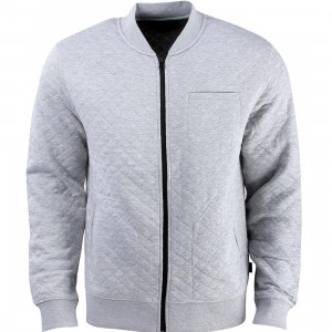 Tavik Taun Fleece Jacket (gray / heather)