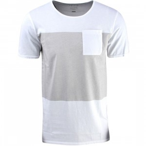Tavik Lux Pocket Tee (white)