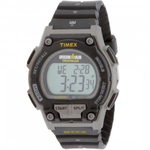 Timex 30 Lap Shock-Resistant (black / grey)