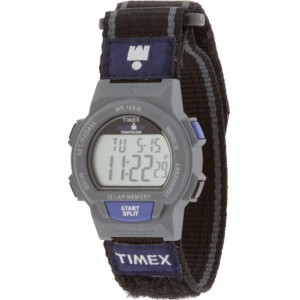 Timex 10 Lap Memory Chrono Watch (grey / black)