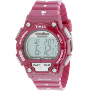 Timex 30 Lap Shock-Resistant Watch (pink)