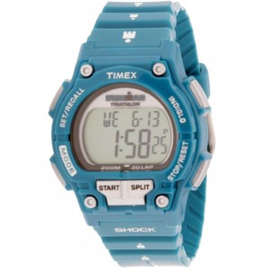 Timex 30 Lap Shock-Resistant Watch (blue)
