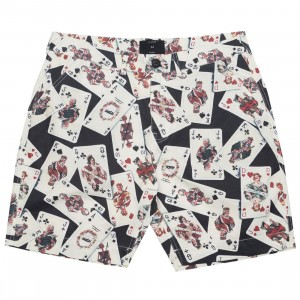 10 Deep Men Luck Of The Draw Shorts (black)